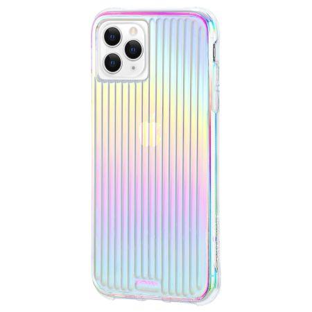 Case-Mate Tough Groove iPhone 11 Pro Max Case - Iridescent