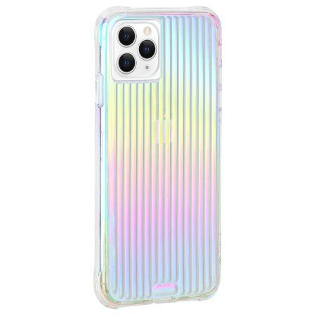 Case-Mate Tough Groove iPhone 11 Pro Case - Iridescent