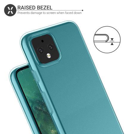Olixar Flexishield Google Pixel 4 XL Case - Blue