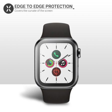 Olixar Apple Watch Series SE / 6 / 5 / 4 TPU Screen Protector - 40mm