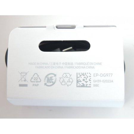 Samsung Galaxy S10 Dual USB-C PD Cable 1M - Black