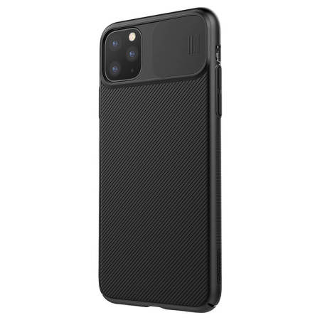 Nillkin CamShield Apple iPhone 11 Pro Max Protective Case - Black