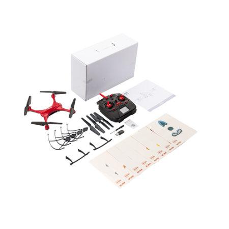 Dron ACME X8200 Inmortal Resistente al Agua - Rojo
