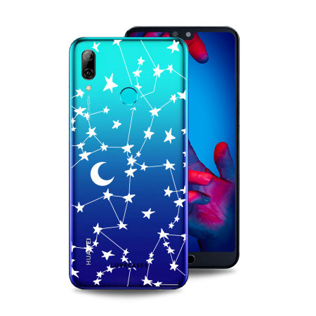 LoveCases Huawei P Smart 2019 Clear Starry Phone Case