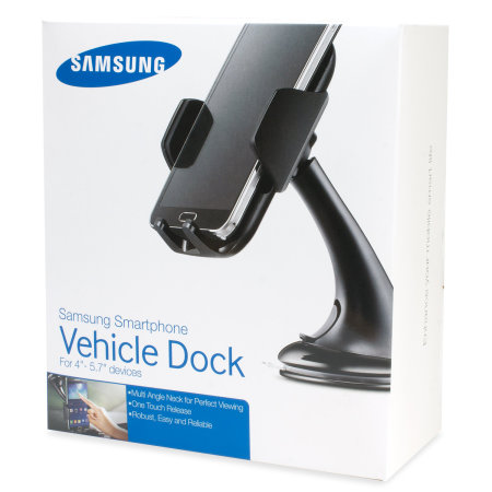 Official Samsung Galaxy A70s Vehicle Dock Mount - Car Holder