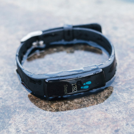 Forever ForeFit Fitness Tracker and Heart Rate Monitor Bracelet