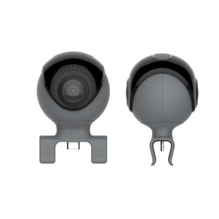 Easypix GoXtreme Omni 360° Smartphone USB-C & Mikro-USB Smart Kamera