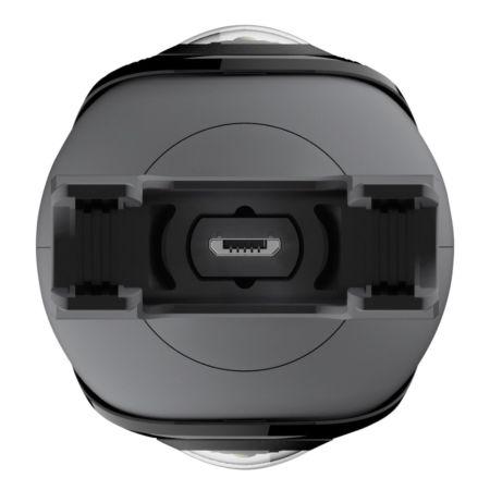 Easypix GoXtreme Omni 360° Smartphone USB-C & Micro-USB Smart Camera