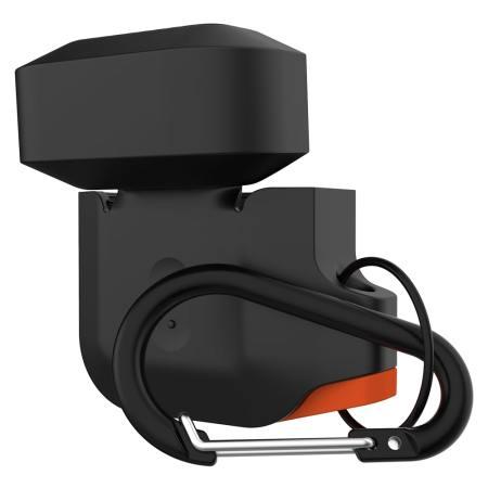 UAG Apple AirPods Silicone Case - Black/Orange