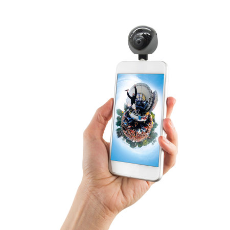 Easypix GoXtreme Omni 360° Samsung Galaxy S10 Plus Smart Camera
