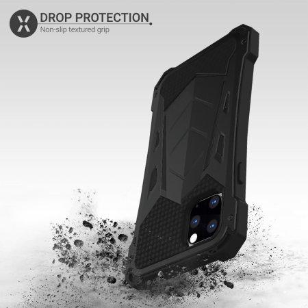 Olixar Titan Armour 360 iPhone 11 Pro Max Protective Case - Black