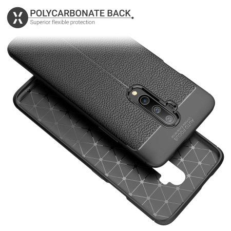 Olixar Attache Oneplus 7T Pro Executive Shell Case - Black