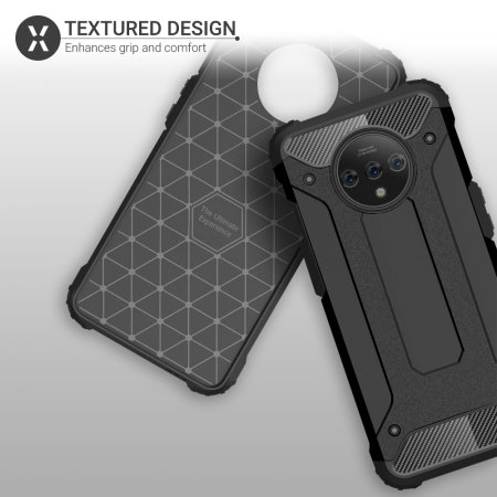 Olixar Delta Armour Oneplus 7T Protective Case - Black