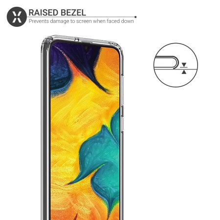 Funda Samsung Galaxy A20 Olixar ExoShield - Transparente