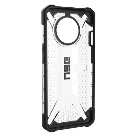 UAG Plasma OnePlus 7T Protective Case - Ice