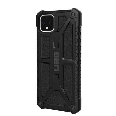 UAG Monarch Google Pixel 4 XL Protective Case - Black