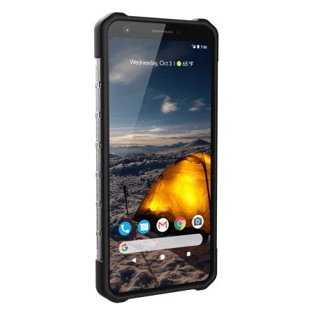UAG Plasma Google Pixel 4 Case - Ice