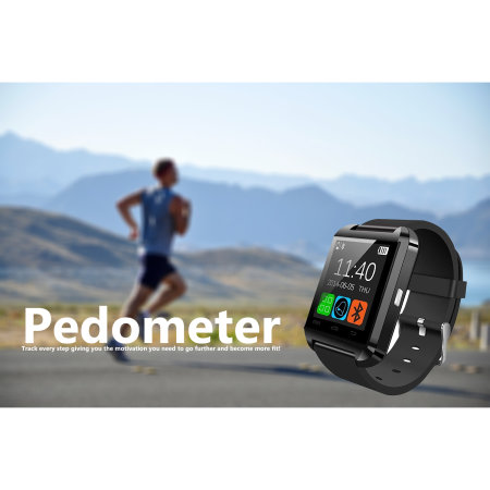 Smartwatch iN TECH Active - Negro
