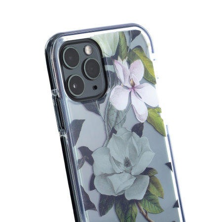 Ted Baker iPhone 11 Pro Anti-Shock Clip Case - Opal Clear