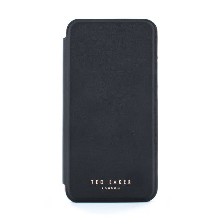 Ted Baker Folio iPhone 11 Pro Flip Mirror Case - Shannon Black