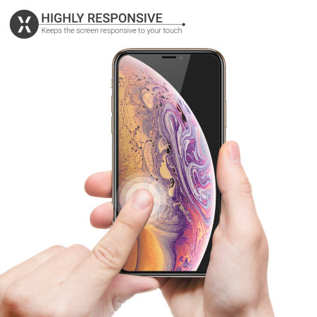 Olixar iPhone 11 Pro Glass Screen Protector With Installation Tray