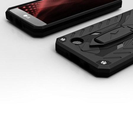 Funda LG Rebel 3 Zizo Static - Negra