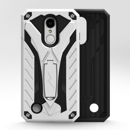 Funda LG Rebel 4 Zizo Static - Gris / Negra
