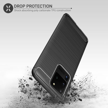 Olixar Sentinel Samsung S20 Ultra Case And Glass Screen Protector