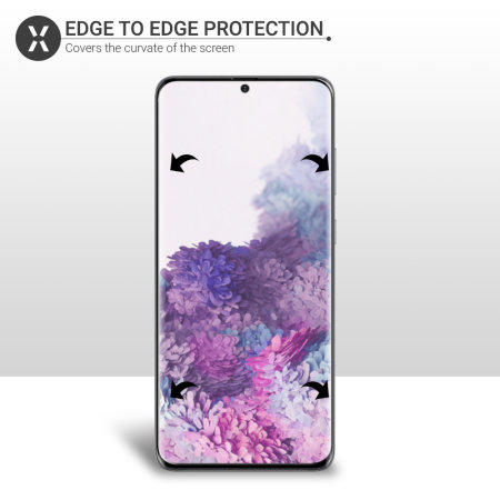 Olixar Samsung Galaxy S20 Plus PET Curved Screen Protector