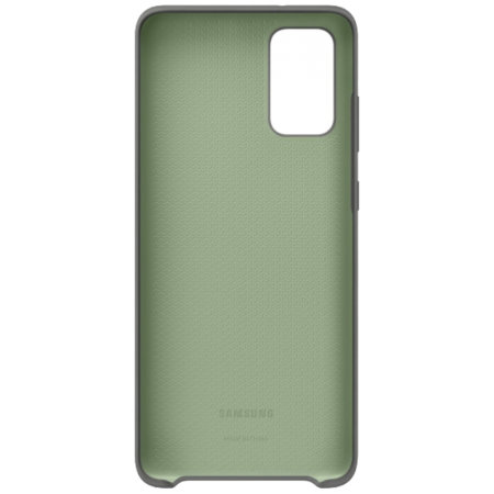 Official Samsung Galaxy S20 Plus Silicone Cover Case - Grey