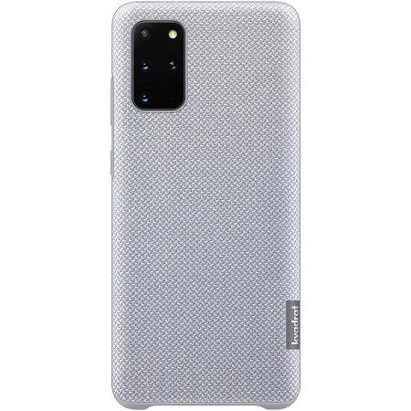 Official Samsung Galaxy S20 Plus Kvadrat Cover Case - Grey
