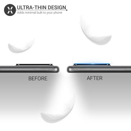 Olixar  Samsung S20 Ultra Tempered Glass Camera Protectors - Twin Pack