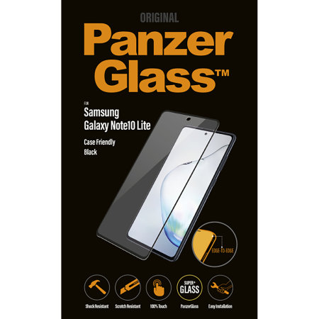PanzerGlass Samsung Galaxy Note Lite Screen Protector - Black