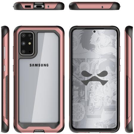 Ghostek Atomic Slim 3 Samsung Galaxy S20 Plus Case - Pink