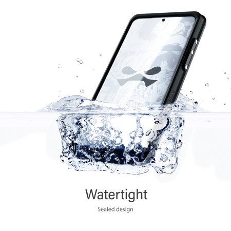 Ghostek Nautical Slim 3 Samsung S20 Plus Waterproof Case - Black