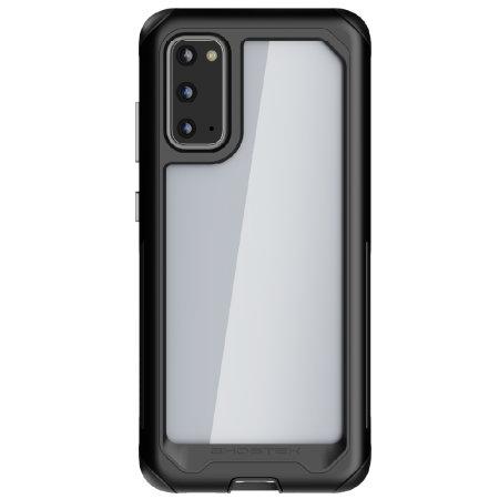 Ghostek Atomic Slim 3 Samsung Galaxy S20 Case - Black