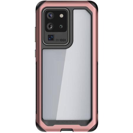 Ghostek Atomic Slim 3 Samsung Galaxy S20 Ultra Case - Pink