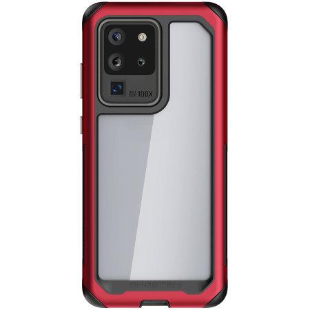 Ghostek Atomic Slim 3 Samsung Galaxy S20 Ultra Case - Red