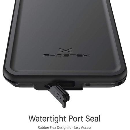 Ghostek Nautical Slim 3 Samsung Galaxy S20 Ultra Waterproof Case-Black