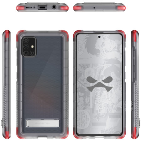 Ghostek Covert 4 Samsung Galaxy A51 Case - Clear
