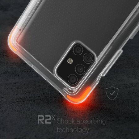 Ghostek Covert 4 Samsung Galaxy A51 Case - Pink