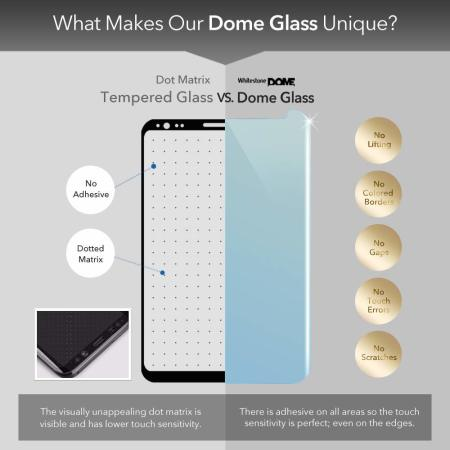 Whitestone Dome Samsung Galaxy S20 Screen Protector - Glass