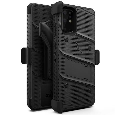 Zizo Bolt Samsung Galaxy S20 Tough Case - Black