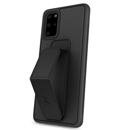 Zizo Grip Series Samsung S20 Plus Tough Case - Stealth Black
