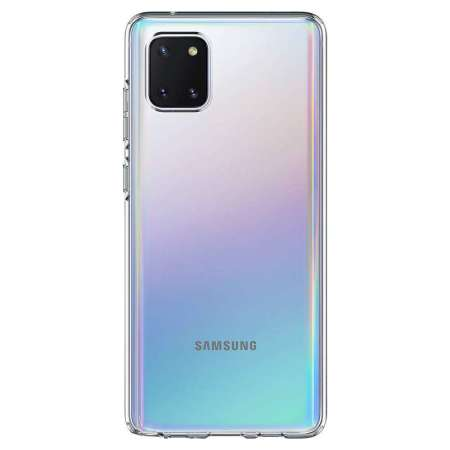 Spigen Liquid Crystal Samsung Galaxy Note 10 Lite Case - Clear