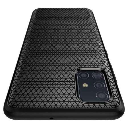 Spigen Liquid Air Samsung Galaxy A51 Case - Matte Black