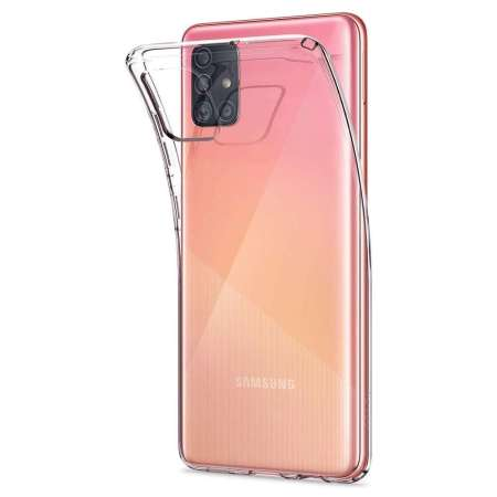 Spigen Liquid Crystal Samsung Galaxy A51 Case - Clear