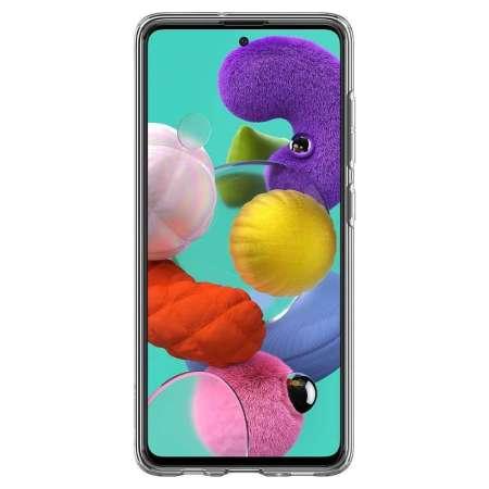 Spigen Liquid Crystal Samsung Galaxy A71 Case - Clear