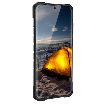 UAG Plasma Samsung Galaxy S20 Ultra Protective Case- Ice