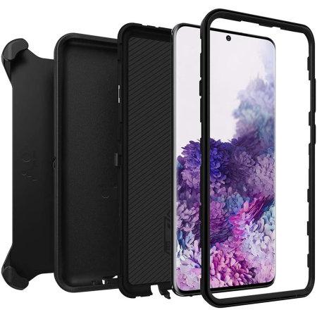 Otterbox Defender Samsung Galaxy S20 Plus Case - Black